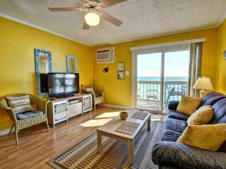 Topsail Reef 226 Oceanfront! | Building 3, Floor 2, Tennis Courts, Grill Area, Internet, Point Unit - North Topsail Beach vacation rentals