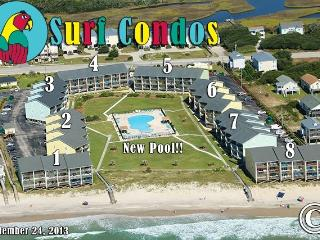 Surf Condo 436 - North Topsail Beach vacation rentals