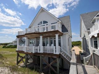 Island Drive 4246 Oceanfront! | Internet, Community Pool, Hot tub, Jacuzzi, Fireplace - Topsail Island vacation rentals
