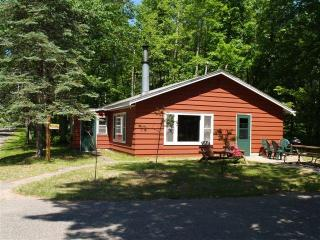 Spruce Cabin at Estrold Resort - Saint Germain vacation rentals