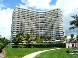 Beautifully updated beachfront unit in fabulous South Seas Tower. - Marco Island vacation rentals