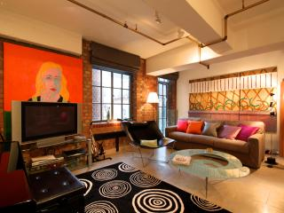 Soho Lofts,  (IVY LETTINGS). Fully managed, free wi-fi, discounts available. - London vacation rentals