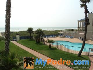 SUNTIDE I #203: 2 BED 2 BATH - South Padre Island vacation rentals