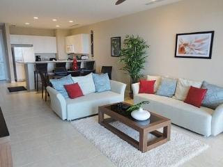 Pacifico C406 - Gorgeous Oceanview, Custom Decor, 2BR, 2 bath, Grill - Playas del Coco vacation rentals