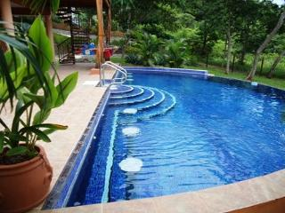 Villa Russe - Two BR's Ocean View, Exquisite Gardens, Playground - Playas del Coco vacation rentals