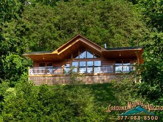 A Bit of Heaven Log Cabin - Bryson City vacation rentals