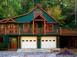 Alarka's Lure vacation cabin - Bryson City vacation rentals