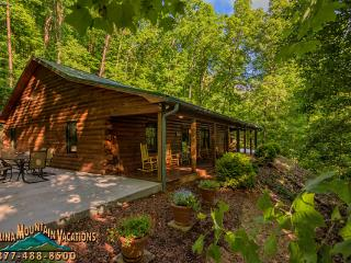 Stones Throw Log Cabin - Bryson City vacation rentals