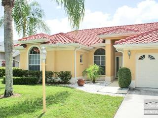 Lakefront home with pool in Crown Pointe 10 minutes from beach! - Naples vacation rentals