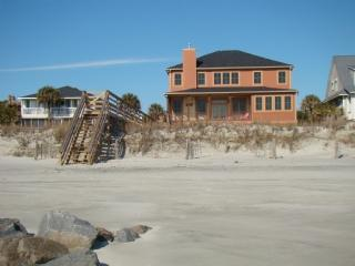 View of home from beach - Blue Waters - World - rentals