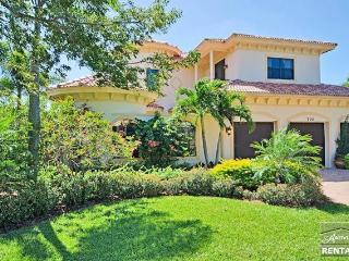 Spectacular celebrity mansion in Olde Naples, short walk to the beach - Naples vacation rentals