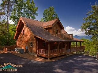 Peaceful Paradise Log Cabin - Bryson City vacation rentals