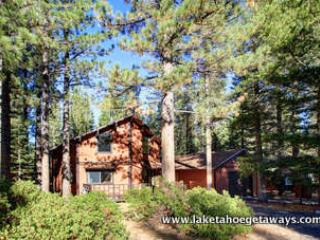 Great Wooded Location - Seneca Forest Chalet - Lake Tahoe - rentals