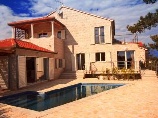 Seafront villa with pool for rent, Sumartin,  Brac - Brac vacation rentals