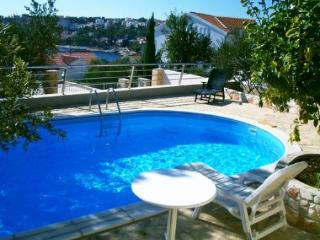 Villa for rent with pool and sea view, Ciovo - Croatia vacation rentals