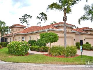 Luxurious pool home on the golf course in Lely Resort. 90 day minimum - Naples vacation rentals