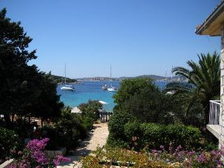 BEACH FRONT COZY STONE HOUSE, MARINA, TROGIR - Croatia vacation rentals