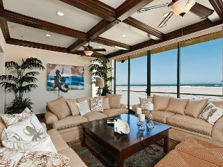 Oceanfront Tuscan villa on the sand at Hollywood Beach!! - Oxnard vacation rentals