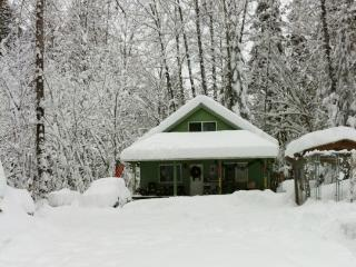 Mt. Baker Rim Cabin #71 - The House on a Knoll - Glacier vacation rentals