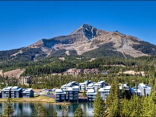 Walk or Ride to the Ski Slopes - High Quality Finishes & Furniture Throughout (1059) - Big Sky vacation rentals