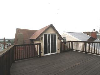 Two Bedroom Apartment with AMAZING Deck! - Pittsburgh vacation rentals