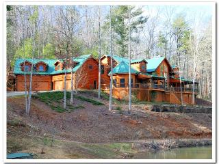 Heaven!  71, 5* Reviews on VRBO438003 - Ellijay vacation rentals