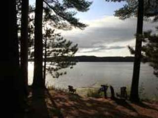 2 BRM COTTAGE ON LAKE OF BAYS - 2 BDRM WATERFRONT COTTAGE - SUNSET VIEW - Dwight - rentals