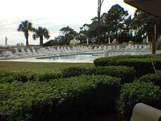 Ocean One 105 - Wonderful Oceanfront 1st Floor Condo - Hilton Head vacation rentals
