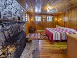 Knotty Pine Charming Cabin on 575 Acre Preserve - Milford vacation rentals
