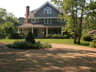 Water View Shingle Style Home in Lower Makonikey - Martha's Vineyard vacation rentals