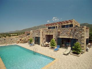 Villa Lefkothea, a 4 bedroom villa with sea view - Chania Prefecture vacation rentals
