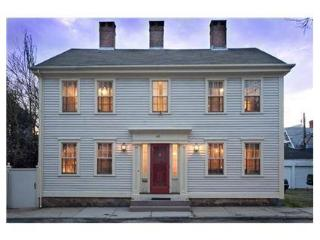 A+ Colonial by the Sea: Historic Downtown Newport - Newport vacation rentals