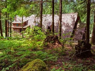Riversong Cabin - Riverfront, Decks, BBQ, Dogs OK - Mount Hood vacation rentals