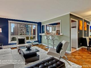 2 Bedroom Sparkling City Oasis-Walk to Convention Center! - Seattle Metro Area vacation rentals