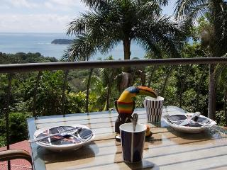 5 Ocean View Balconies. The Pacific is Your Garden - Manuel Antonio vacation rentals