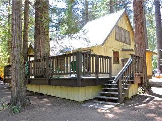 Magee Cabin - Shaver Lake vacation rentals