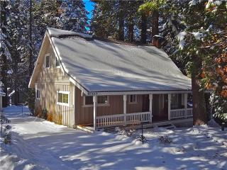 Schuler Cabin - High Sierra vacation rentals