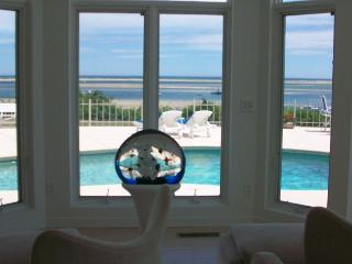 Waterfront heated pool in Chatham - Osterville vacation rentals