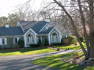 Large backyard family home - Osterville vacation rentals