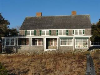 Sitting perched overlooking Nantucket Sound with over 358+/- feet of private, sandy shoreline and never ending vistas of the ocean - 41 Uncle Roberts Rd - West Yarmouth - rentals