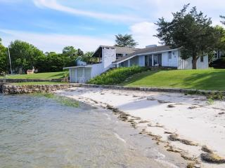 Cape Cod beach front with dock - Osterville vacation rentals