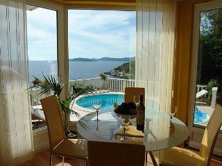Sea view villa with pool for rent, Trsteno - Split-Dalmatia County vacation rentals