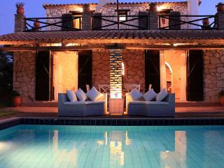 Villa Maryza, stone build villa with private swimming pool - Zakynthos vacation rentals