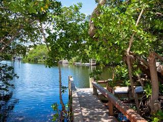 Light House: 2BR/1BA Canal-Front Home with Dock - Holmes Beach vacation rentals