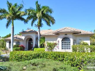 Stunning, elegant estate home in exclusive Collier's Reserve. 4 month minimum - Naples vacation rentals