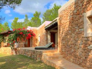 The villa that blends with ibiza´s landscape - Ibiza vacation rentals