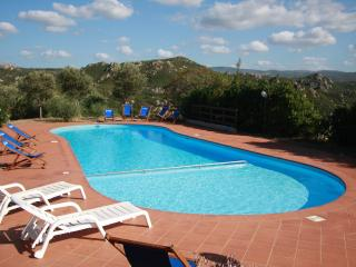 Villa Ginepro with pool and barbecue - Costa Paradiso vacation rentals