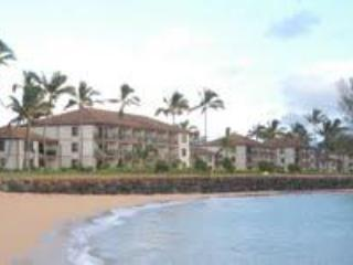 Ocean Front Buildings - 2 Bedroom Condo located in Kapaa on the Beach - Kapaa - rentals