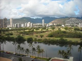 Waikiki 2 Blocks from Beach Panoramic Views - Image 1 - Honolulu - rentals