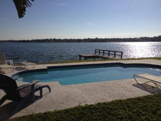 Open August HOUSE-WATERFRONT-POOL-PRIVATE-Nr Beach - Indian Shores vacation rentals